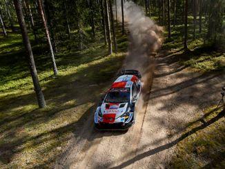 toyota driver rovanpera wins estonia rally by breaking record