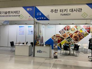 Turkijos eksporto produktai buvo pristatyti Korėjoje