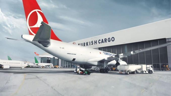 turkish cargo continues its growth in the european market