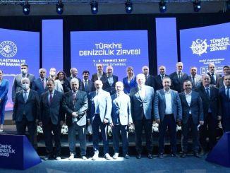 Türkiye Denizcilik Zirvesi'nde Yeni Yol Haritası Ortaya Kondu