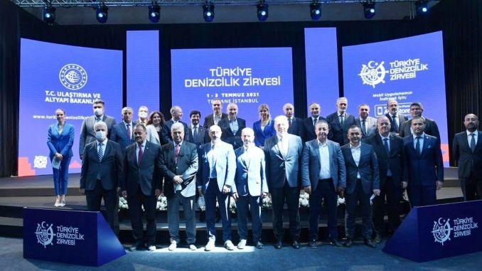 New Roadmap Revealed at Turkey Maritime Summit