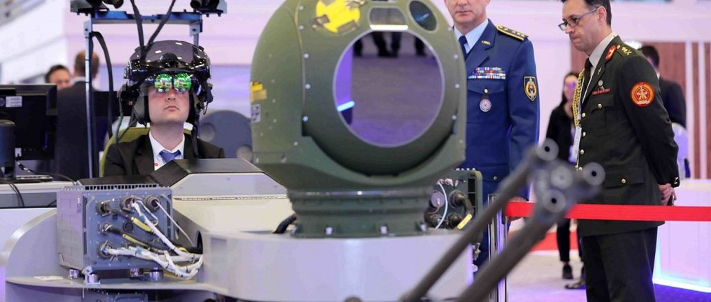Turkey and the world's defense industry giants will meet at the Idef