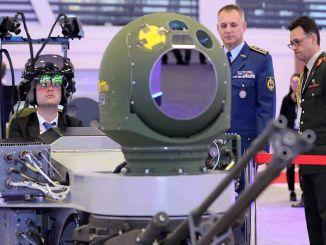 ستلتقي تركيا وعمالقة الصناعة الدفاعية في العالم في إيديف