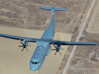 Acceptance tests of the third p maritime patrol aircraft have been completed