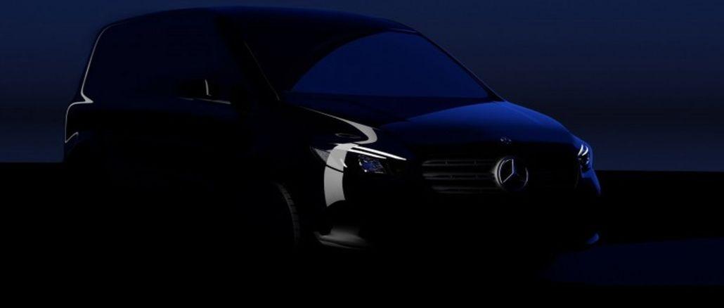 Introducing the new Mercedes Benz Citan