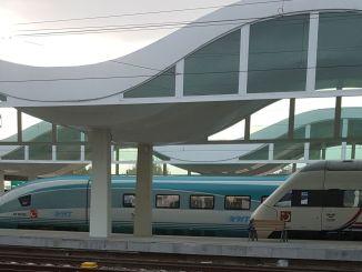 Ausschreibung für den kombinierten Personenverkehr auf der Linie Eskisehir Bahnhof-Bursa verbunden mit YHT