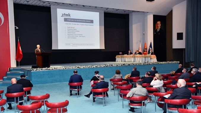 roads turkish national committee general assembly was held