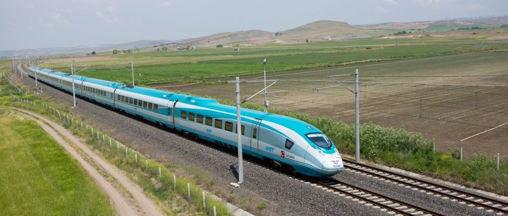 high-speed train will make a great contribution to the development of karacabey