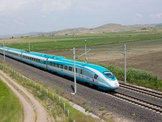 سيساهم القطار فائق السرعة مساهمة كبيرة في تطوير كاراكابي