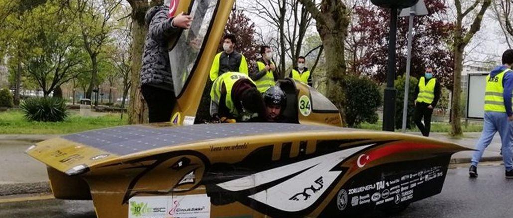 tough energy supports itu electric vehicle and itu solar car teams