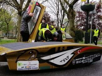 zorlu enerji itu electric vehicle ve itu gunes arabasi ekiplerine destek oluyor