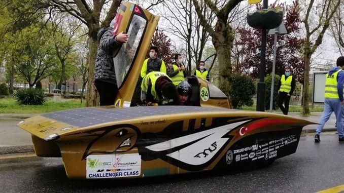 tough energy unterstützt itu-Elektrofahrzeug- und itu-Solarauto-Teams