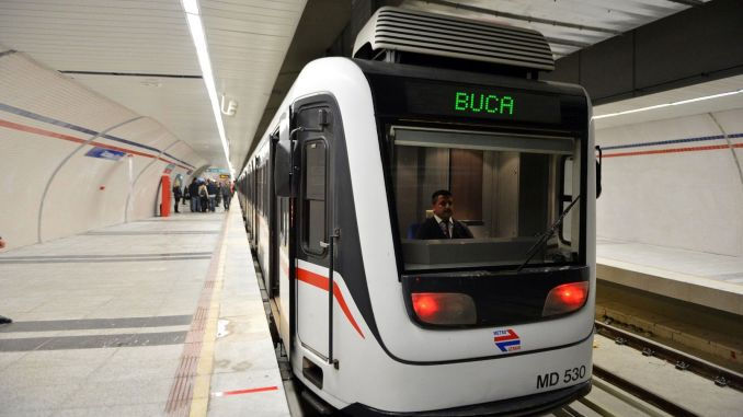 The tender for the ucyol buca metro, in which the giant company will compete, will be held in September