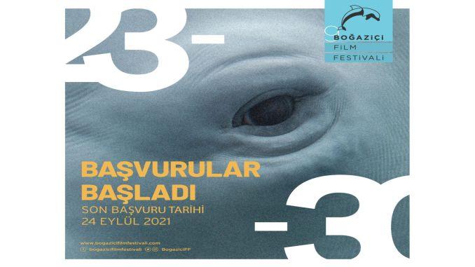 Les candidatures pour le festival du film de Bogazici ont commencé