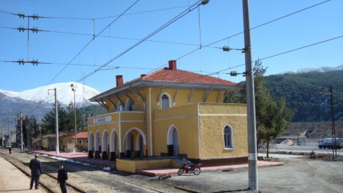 Garden Station Buildings Restoration