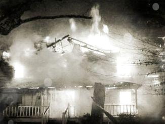 حريق سامسون العظيم