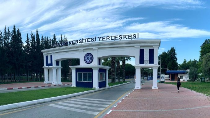 Ege University is Close to Being a Research University