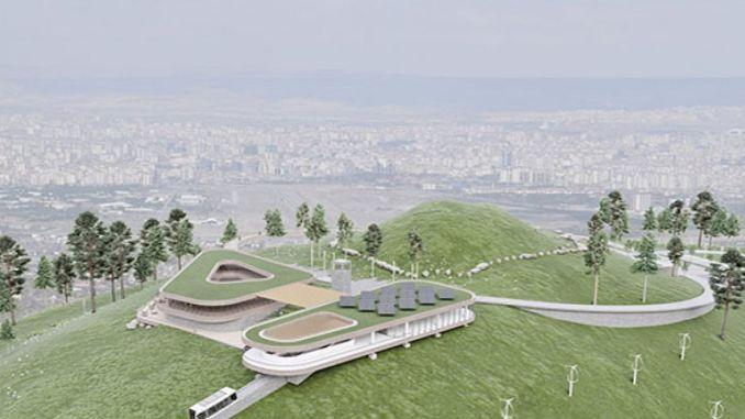 Биће изграђени механички објекти на планини Талас Али