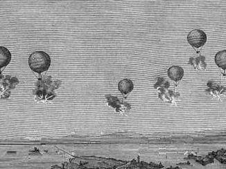 Догодио се први војни ваздушни напад у историји