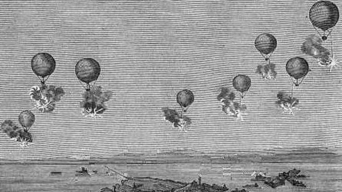 Tarihteki Ilk Askeri Hava Hucumu Gerceklesti