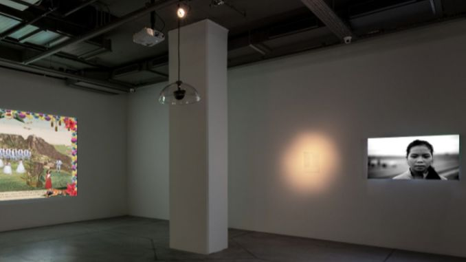 Međunarodna izložba umjetničkih filmova u Istanbul Modern