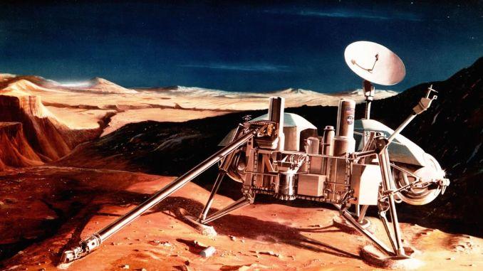Vikinška forenzička svemirska letjelica