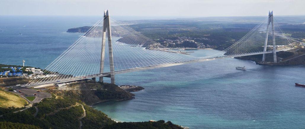 Sales Negotiations of Yavuz Sultan Selim Bridge to the Jinn Suspended