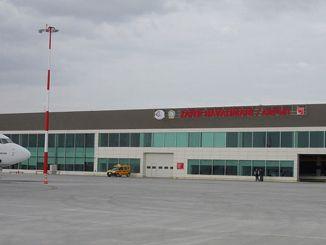 Аеропорт Зафер