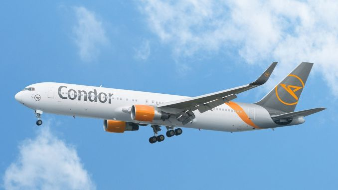 German airline company condor chooses airbus aneo for fleet modernization