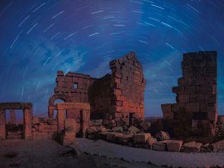 אירוע תצפית השמיים הבינלאומי של סוכנות anadolu יתקיים בספטמבר בדיארבקיר