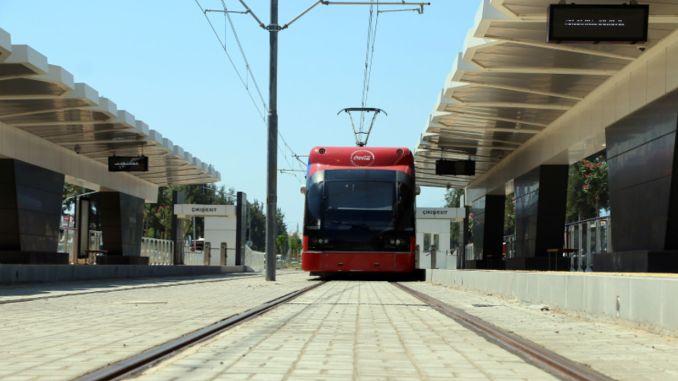 Pokrenute su probne vožnje na liniji željezničkog sistema u antaliji