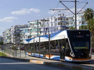 public transportation vehicles are free in antalya in august