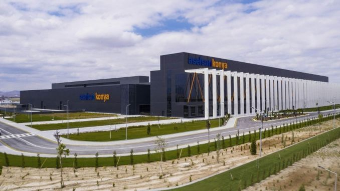 aselsan konya factory will recruit engineers and technicians