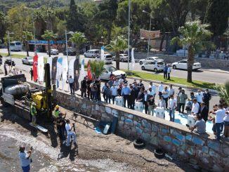 Начались работы по строительству приюта для рыбаков Айвалык