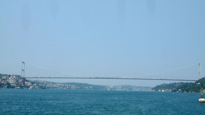 statement from the ministry The maintenance of fatih sultan mehmet bridge will last at night