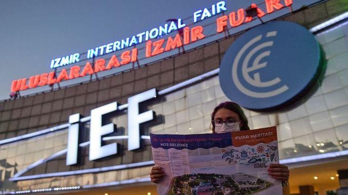 Die Vorbereitungen für die internationale Messe izmir, die dieses Jahr stattfinden wird, gehen weiter