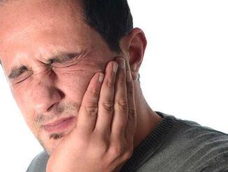 začepljen nos čini zube suhima