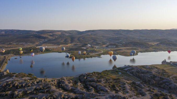 U frigijskoj dolini održan je festival balona za treću godišnjicu velike ofanzive.