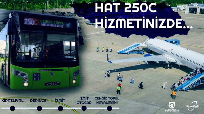 Cengiz Topel airport flights started