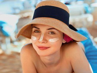 precaución, no se rasque ni pele la piel, consejo eficaz contra las quemaduras solares