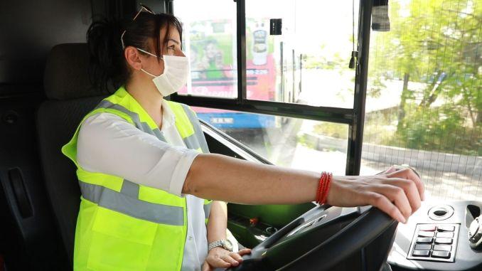 Prijave za zapošljavanje žena vozača autobusa ego generalne uprave nastavljaju se