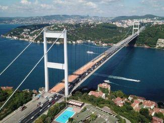 फतह सुल्तान मेहमत पुल का साल भर चलने वाला रखरखाव शुरू हो गया है