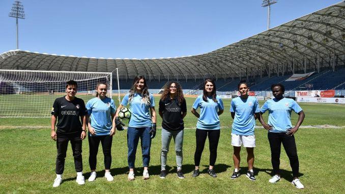 ženska fudbalska reprezentacija fomget otvara transfernu sezonu