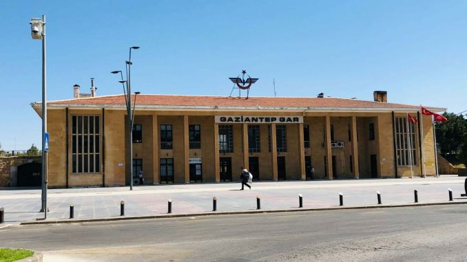 restoration of gaziantep station building and its annexes
