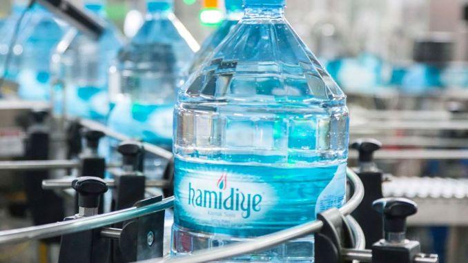 Ibbova podružnica Hamidiye prodaje izvorsku vodu koju je odobrilo ministarstvo