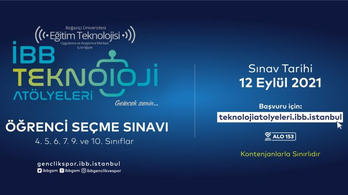 ibb technology workshops are opening