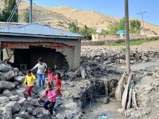 допомога зоні затоплення в фургоні Іббден