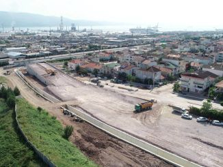 Preparations begin for the second stage of the ilmitepe road