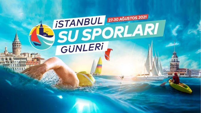 Wassersport-Aufregung beginnt in Istanbul