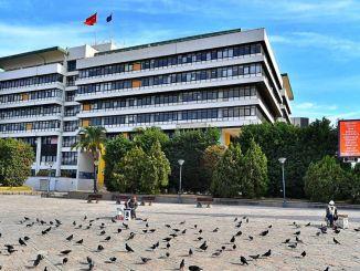 Najavljen je tehnički izvještaj glavne službene zgrade gradske opštine Izmir